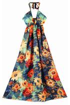 polyester miss iny dress