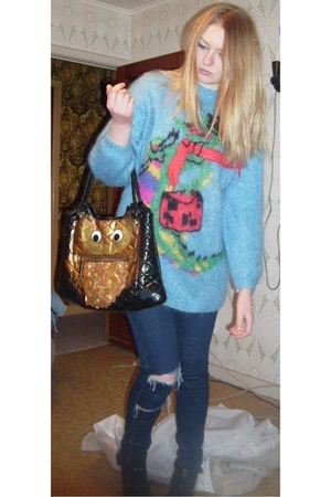 sweater - Dotti jeans