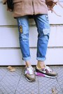 Persunmall-jeans-sammydress-blazer-misslittletouch-sunglasses