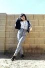 Black-studded-oxfords-dolce-vita-for-target-shoes-blue-vintage-pants-navy-vi