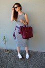 Brick-red-forever-21-purse