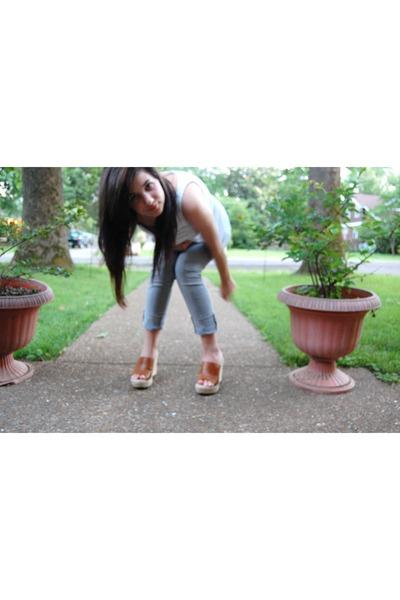 beige Mia shoes