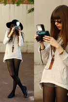 Diana F+ Instant Back+ outfit