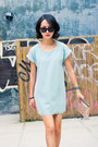 Light-blue-misspouty-dress-light-pink-misspouty-bag