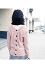 Light-pink-reversed-back-misspouty-sweater-heather-gray-misspouty-skirt