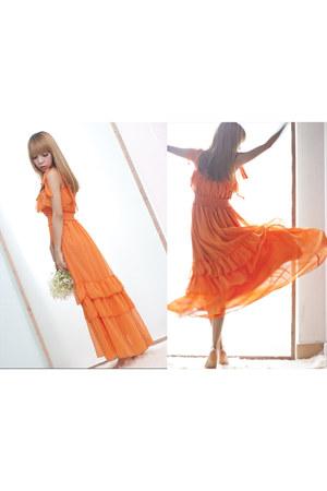 maxi dress mixmoss dress