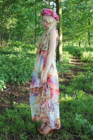 vintage dress mixmoss dress