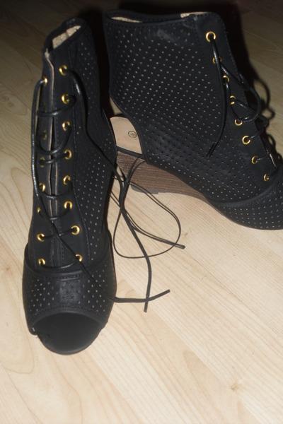 cut out wedges primark shoes quot primark bargain wedges quot by