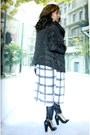 Le-chateau-coat-coach-purse-h-m-pants-forever-21-pumps-h-m-cardigan
