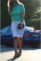 Kenar shorts - Vintage DKNY heels