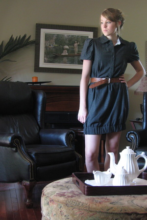 Piko dress - belt