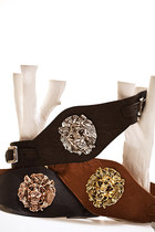 Lion Head Belt belt