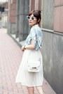White-cat-eye-proenza-schouler-bag-light-pink-fendi-sunglasses