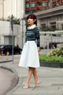 Light-blue-hearts-jelly-beans-shoes-light-blue-midi-topshop-skirt