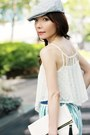 White-lookbookstoreco-top-light-blue-stripes-spiral-girl-pants