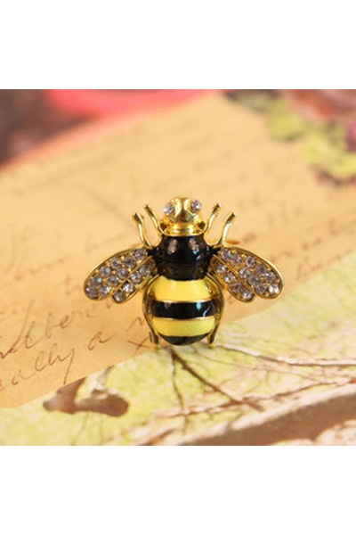 yellow bumblebee ring ring