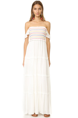 smocked dress Shopbop dress