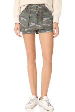 military shorts Shopbop shorts