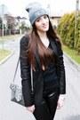 Black-bershka-sweater-black-granashop-leggings-black-bershka-blazer