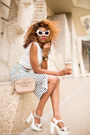 Nude-quilted-river-island-bag-white-cat-eye-zerouv-sunglasses