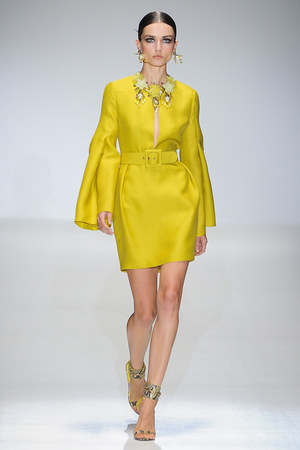 yellow Gucci dress - dress