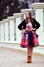 Ruby-red-romwecom-skirt