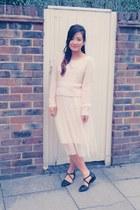 Topshop dress - Topshop jumper