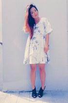 H&M shoes - asos dress