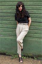 Rock Paper Vintage blouse - Rock Paper Vintage pants