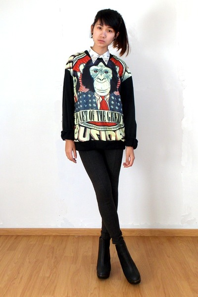 romwe sweater