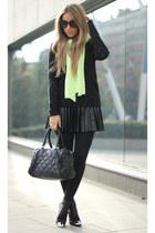 fluor Primark scarf - knit Vila by Buylevard jumper