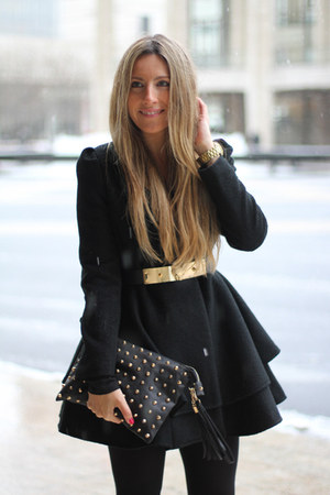 skirt Sheinside coat