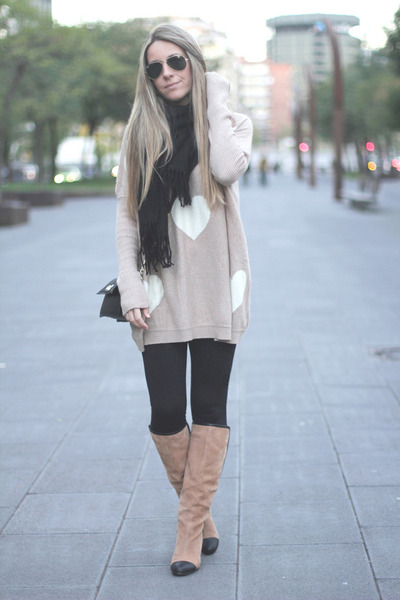 oversized AX Paris jumper