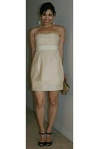 BCBG dress - LAMB shoes