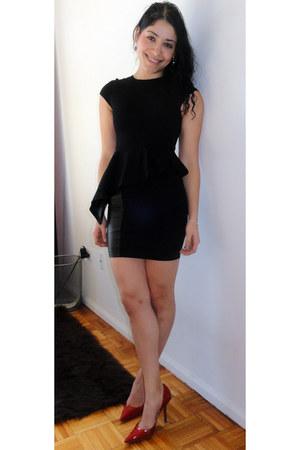 Alice  Olivia dress - Guess heels