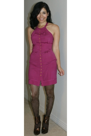 Marciano dress - Marciano boots