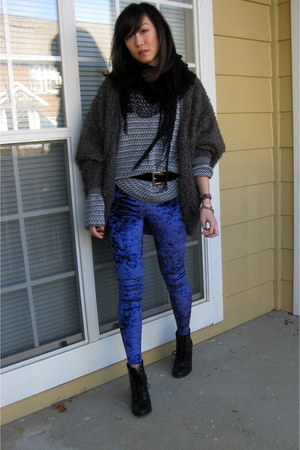 See by Chloe sweater - ASH boots