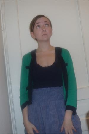 Joe Fresh sweater - Old Navy t-shirt - Zara skirt