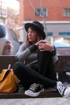 periwinkle Zara sweater