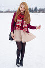 Black-papilion-shoes-black-sheinside-coat-black-h-m-tights