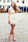 Cream-romwe-dress-cream-sheinside-bag-silver-romwe-bracelet