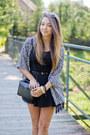 Black-wholesale7-shoes-white-thewildflowershop-jacket-black-persunmall-bag