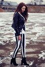 Black-h-m-shoes-black-sheinside-jacket-white-store-top
