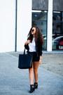 Crimson-zara-boots-black-dorothy-perkins-jacket-black-medicine-bag