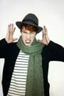 Zara-hat-zara-scarf-river-island-t-shirt-topman-cardigan