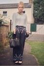 Street-style-fendi-bag-chic-zara-heels-knit-zara-jumper