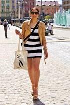 H&M dress - H&M heels