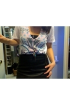 Urban Outfitters shirt - Urban Outfitters skirt