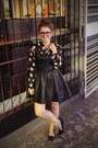 Black-h-m-dress-black-jeffrey-campbell-flats-black-monki-blouse