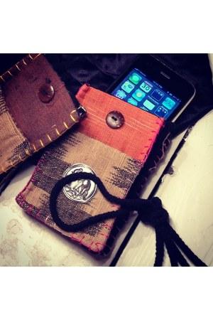 dark brown myChickPea accessories